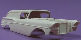 JimmyFlintstone 1958 Chevy Sedan Delivery Body for AMT Resin Model Vehicle Accessory 1/25 Scale #nb195