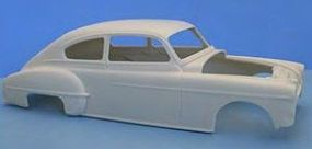 JimmyFlintstone 1950 Oldsmobile Fast Back Body for Revell Resin Model Vehicle Accessory 1/25 Scale #nb260