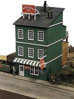 JL Woodys Model Railroad Building N Scale #210