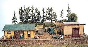 JL Trackside Jamboree Model Train Building HO Scale #231
