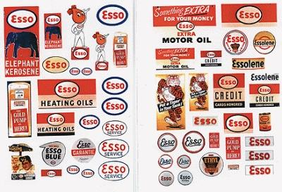 JL Innovative Designs HO Scale Details HO Scale Vintage Gas