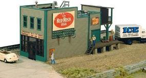 JL McSoreleys Old Ale House Model Railroad Building N Scale #330