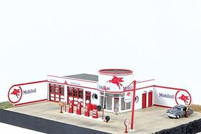 JL Storm Lake Mobil Model Railroad Building N Scale #430