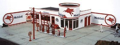 JL Storm Lake Mobil Model Railroad Building HO Scale #431