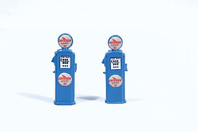 Custom Deluxe Texaco Gas Pump Set HO JL Innovative Design #514