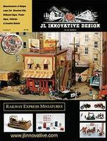 JL Catalog 9 Model Railroading Book HO Scale #cat9