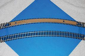 JMD CURVETRACKIT 18 Radius - HO-Scale