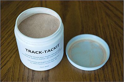 JMD Instant Track-Tackit Ballast Adhesive 8oz Model Railroad Scenery Supply #600