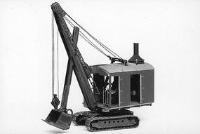 Jordan Erie B2 Steam Shovel Plastic Model Kit HO Scale #303