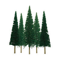 JTT Pine Trees (1 to 2) 55 pack Z Scale Model Railroad Tree #92001