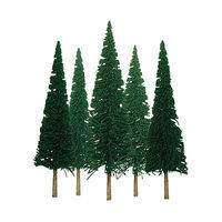 JTT Pine Trees (2 to 4) 36 pack N Scale Model Railroad Tree #92002