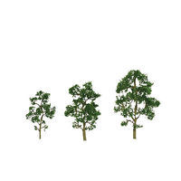 JTT Maple Tree Model Railroad Tree #92059