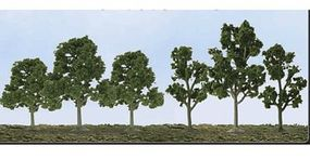 JTT Deciduous Tree Bulk Packv Model Railroad Tree #92120