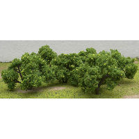 JTT Fruit Grove Lemon Trees 6-Pack Model Railroad Tree #92123