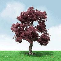 JTT Copper Beech Trees N Scale Model Railroad Tree #92205
