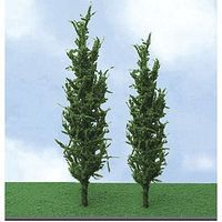 JTT Poplar Trees HO Scale Model Railroad Tree #92318