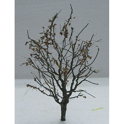 JTT Miniature Tree Tree w/Dry Foliage (Late Fall) -- HO Scale Model Railroad Tree -- #92322