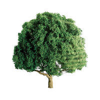 JTT Oak Trees HO Scale Model Railroad Tree #94264