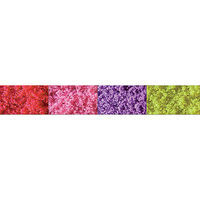 JTT Blossom Flowering Turf Coarse (red, pink, purple, yellow) Model Railroad Ground Cover #95147