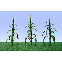 Corn Stalks HO Scale Model Railroad Farm Scenery #95552