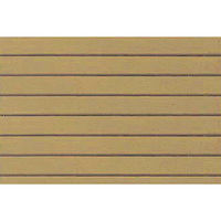 JTT Patterned Plastic Clapboard Siding (2) HO Scale Model Railroad Building Accessory #97413