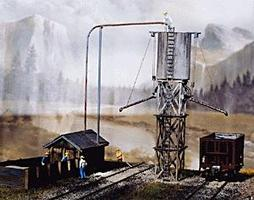 JV Sand Tower & Drying House - HO-Scale
