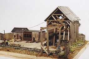 JV Wards Salvage - HO-Scale