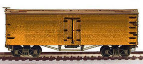 JV 36Wood Reefer kit w/trks - HO-Scale