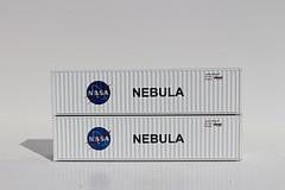 JackTermCo N40' HiCube Cont NASA Nebula