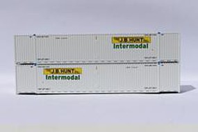 JackTermCo N 53' Corr Container J.B.Hunt