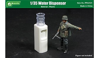 JsWorks 1/35 Water Cooler (Plastic Kit)