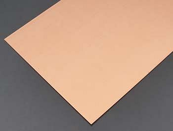 Copper Sheet 6x12 .025 CS25 (1)