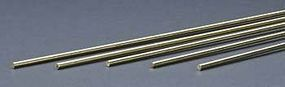 K-S 1/8x36 Solid Brass Rod (5)