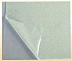 K-S .015x8.5x11 Clear Plastic Sheet (2/bag)