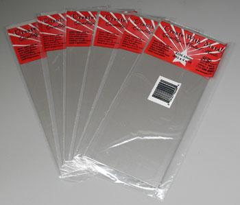Bulk of 6 sheet alum k s256 k s hobby and for Metal sheets for crafting