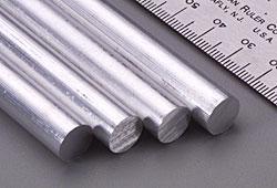 K & S Solid Aluminum Rod 3/8 (4)