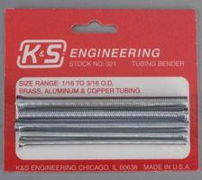 K-S (bulk of 5) Tubing Bender Kit