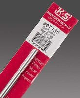 K-S 1/8x12 Round Stainless Steel Rod (1)