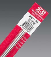 K-S Round Stainless Steel Rod 1/4