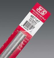 K-S Round Stainless Steel Rod 1/2