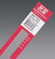 K-S .025x1/2x12 Stainless Steel Strip (1)