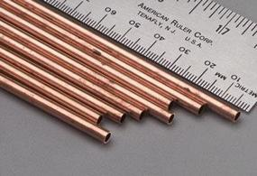 K-S Round Copper Tube 5/32x36 (8)