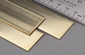 K-S Brass Strip .064x1x36 (3)