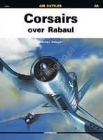 Kagero Air Battles- Corsairs over Rabaul