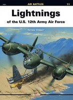 Kagero Air Battles- Lightnings of the US 12th Army Air Force