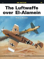 Kagero Air Battles- Luftwaffe over El Alamein