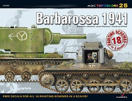 Kagero Mini Topcolors- Barbarossa 1941