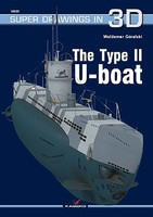 Super Drawings 3D- Type II U-Boat
