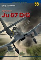 Kagero Monographs 3D Edition- Junkers Ju87D/G Vol.I