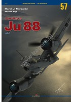 Kagero Monographs 3D Edition- Junkers Ju88 Vol.I
